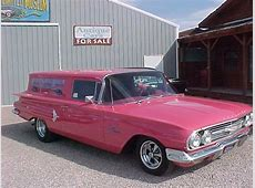 1960 Chevrolet Big Block Chevy Engine Sedan Delivery For