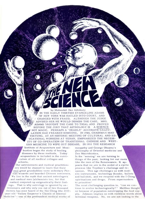 Filethe New Science Article By Mukunda Das In The San Francisco Oracle, January 1967jpg