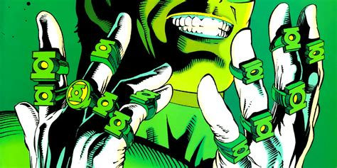 green lantern 15 things you never knew his ring could do