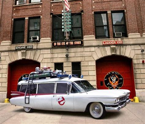 What Is The Ghostbusters Car by Ghostbusters Car For Sale Autoevolution