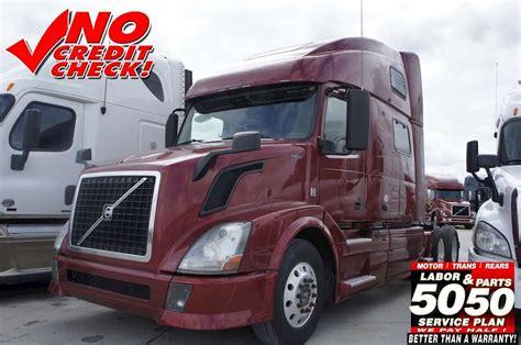 volvo  sleeper semi truck  sale gulfport ms