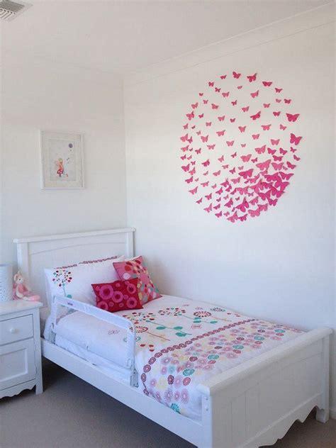 Kinderzimmer Ideen Für Mädchen Schmetterling by Schmetterlinge In Verschiedenen Gr 246 223 En Aus Tonpapier