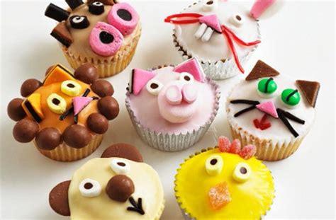 animal fairy cakes recipe goodtoknow
