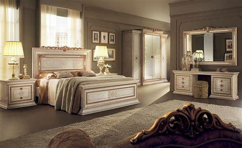 da letto di lusso arredo classico per camere con letto matrimoniale