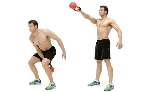 swing kettlebell arm kettlebells weight exercise exercises swinging discounts loss