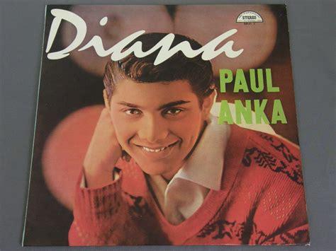 Paul Anka/diana ペラジャケ Sh(p)7アナログレコード 詳細ページ