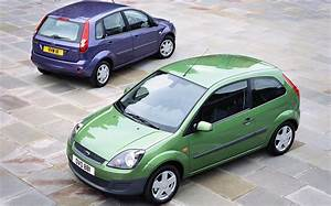 Ford Fiesta Mk 6 Review  2002