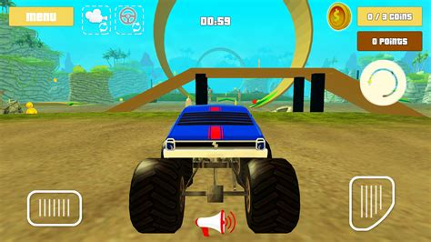 monster truck racing games 3d monster truck racing hero 3d android apps on google play