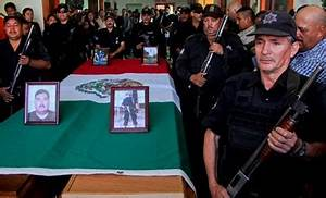 Entire Police Force of Mexican Town Resigns