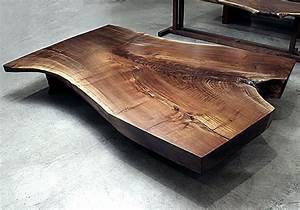 coffee table solid maka wood With piece of wood coffee table