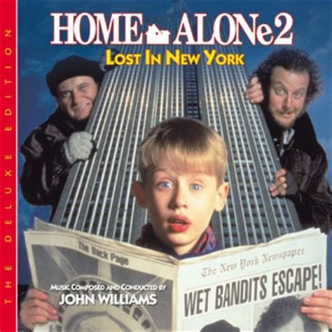 Complete Score  Home Alone 2 Lost In New York