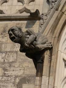 Gothic Architecture Gargoyles