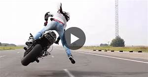 Fearless SARAH LEZITO Is Absolutely The Best Stunt Rider ...