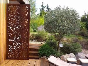 Claustra De Jardin : claustra en bois sur mesure par le cr ateur allure et bois ~ Premium-room.com Idées de Décoration