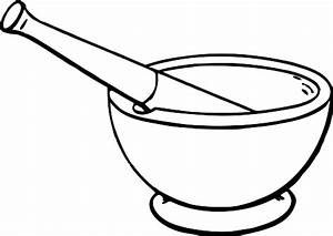 Mortar And Pestle Clipart – Cliparts