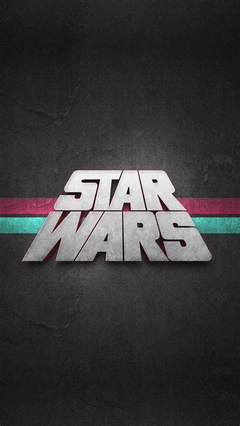 star wars poster dark grunge android wallpaper