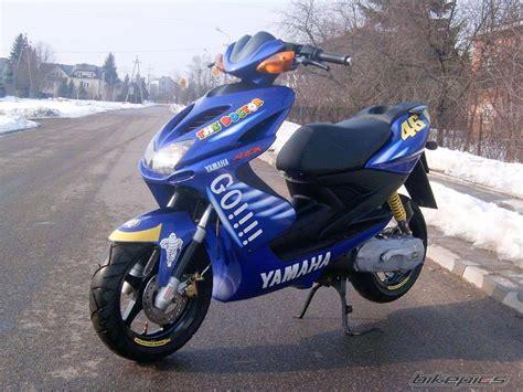 Yamaha Aerox 155vva Hd Photo by 2004 Yamaha Yq 50 Aerox Race Replica Picture 538441