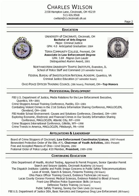 25 unique police officer resume ideas pinterest police officer training commonly asked