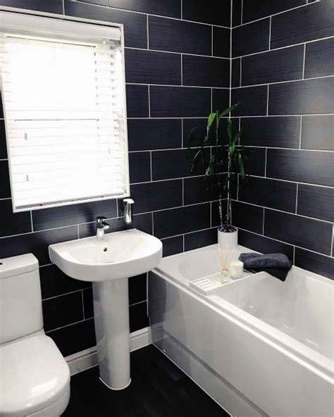 black and white bathroom ideas pictures top 60 best black bathroom ideas interior designs
