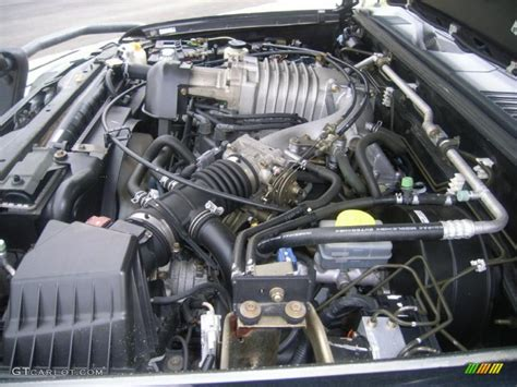Supercharged V6 Engine by 2003 Nissan Xterra Se V6 Supercharged 3 3 Liter