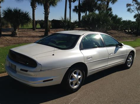 Service Manual [1998 Oldsmobile Aurora Repair Line From A
