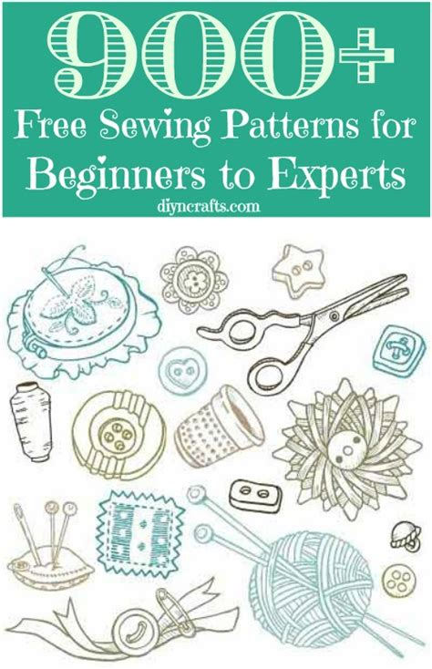 sewing templates 900 free sewing patterns for beginners to experts diy crafts