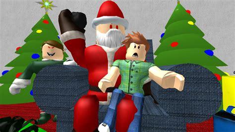 New* Escape Santa's Workshop Obby! (read Desc)  Roblox Go
