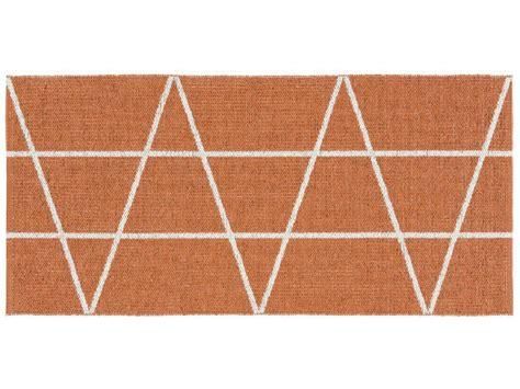 orange kitchen floor mats kitchen rug plastic the horredmatta viggen orange 3763