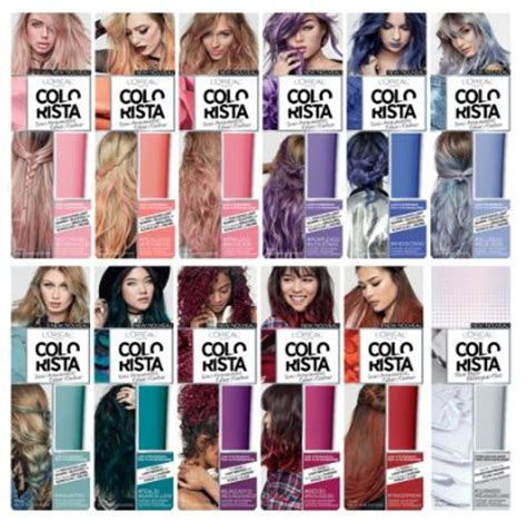 L oreal semi permanent hair color