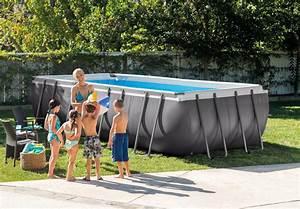 Intex Frame Pool 549x274x132 : intex frame pool ultra quadra 549 x 274 x 132 cm ~ Yasmunasinghe.com Haus und Dekorationen