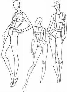 Fashion Drawing Base At Paintingvalley Com