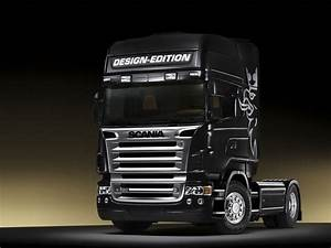 Information About Scania Trucks Wallpapers
