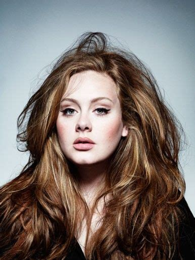 adele hair color big hair friday adele hair