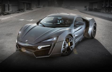 The 10 Most Expensive Cars In The World Driving