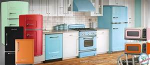 Big Chill: Retro Yet Very Modern Kitchen Appliances @ US ...