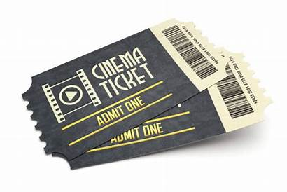 Tickets Cinema Ticket Card Screening Special Background