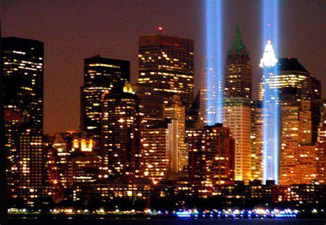 nyc lights 9 11 quot tribute in lights quot memorial 2005 flickr
