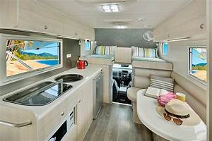 The Vision 4x4 2 Person Motorhome