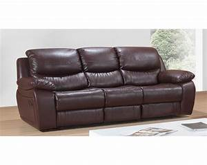 3 seater recliner leather sofa 3 seater recliner leather for Sectional sofas with 3 recliners