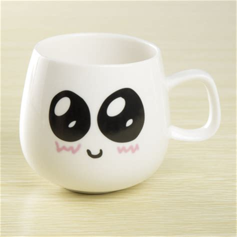 mug tree Picture   More Detailed Picture about 320ml Creative Cartoon Face Expression Water