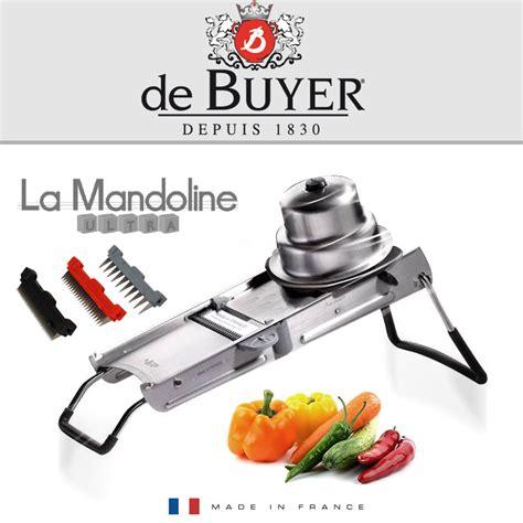 mandoline cuisine de buyer de buyer mandoline swing de buyer la mandoline swing 2 0