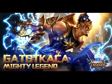 Mobile Legends Bang Bang! New Hero Mighty Legend