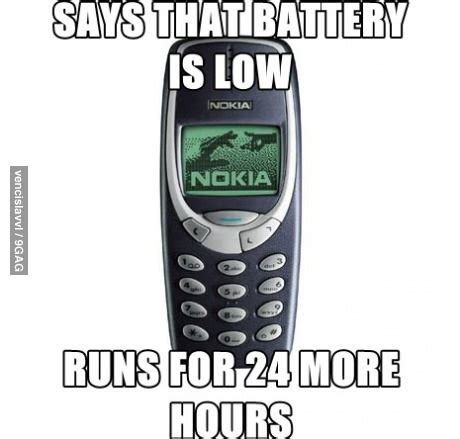Nokia Phone Meme - 13 pieces of evidence that the nokia 3310 is indestructible