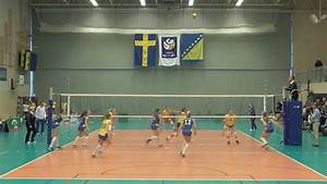 Isabelle Haak slams inside out spike - YouTube