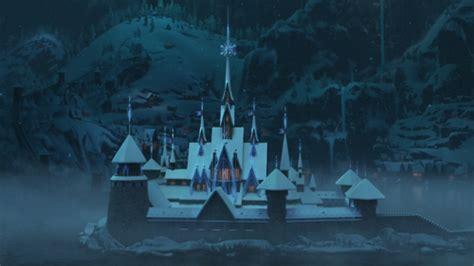 arendelle castle tumblr