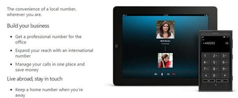 skype phone number setup an additional phone number on an android smartphone