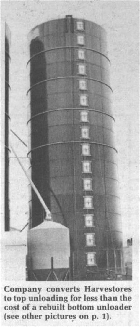 farm show  turn harvestores  regular silos