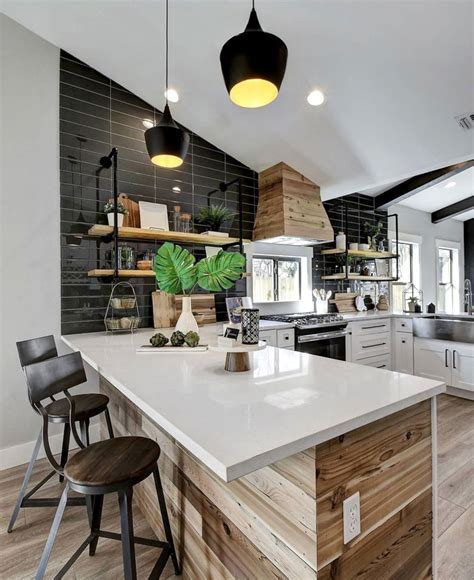 Open Concept Kitchen and Living Room ? 55 Designs & Ideas