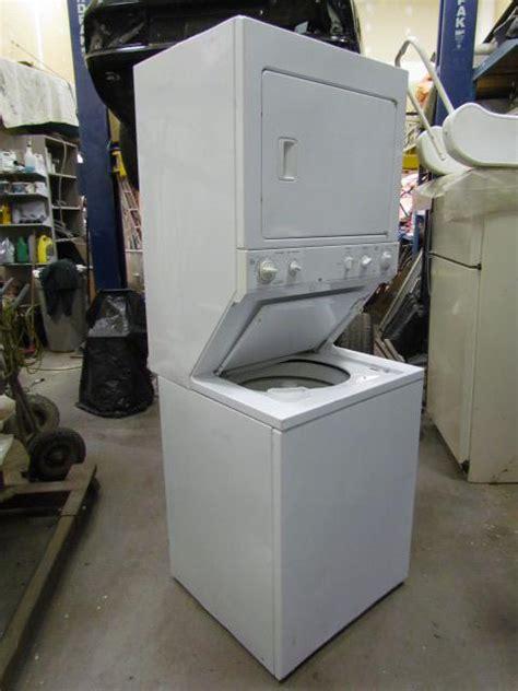white westinghouse washer dryer combo sooke