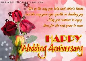 wedding anniversary wishes and messages 365greetingscom With wedding anniversary wishes quotes